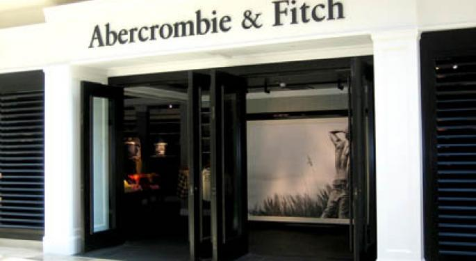 As Abercrombie & Fitch's Sales Process Progresses, Is It Time To Step To The Sidelines?