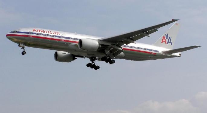 American Airlines Cut At Credit Suisse, Calls January Upgrade Too Optimistic