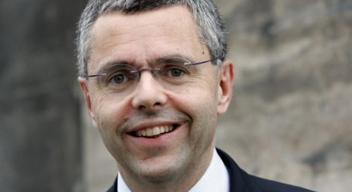 Alcatel-Lucent CEO Says China to Become World's Largest 4G Market