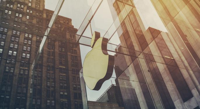 Why Apple Investors Shouldn't Worry About This Sell-Off