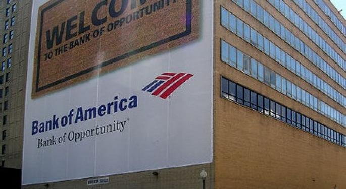 KBW Upgrades Bank Of America, Goldman Sachs To Outperform
