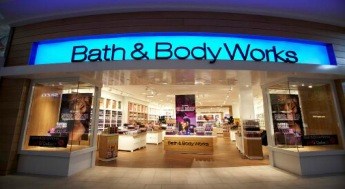 L Brands Is A 'Show Me' Story Now