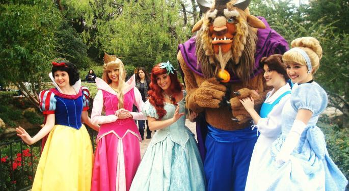 Disney's Film Success Keeps Company In 'Beast' Mode