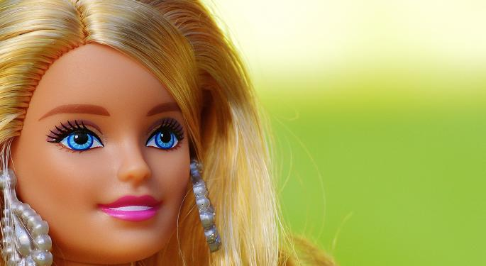 Why Hasbro Is Toying With Barbie