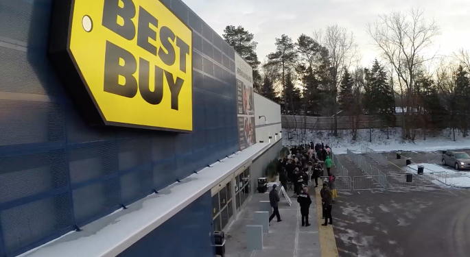 Best Buy's Stock See-Saws After Q2 Report