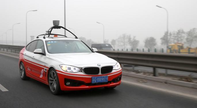 Baidu Autonomous Car Successfully Completes Rigorous, Fully Autonomous Tests in Beijing