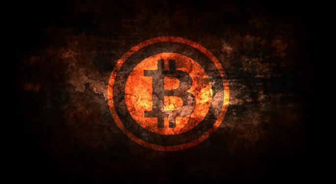 A Look At Bitcoin's Weekend Crash