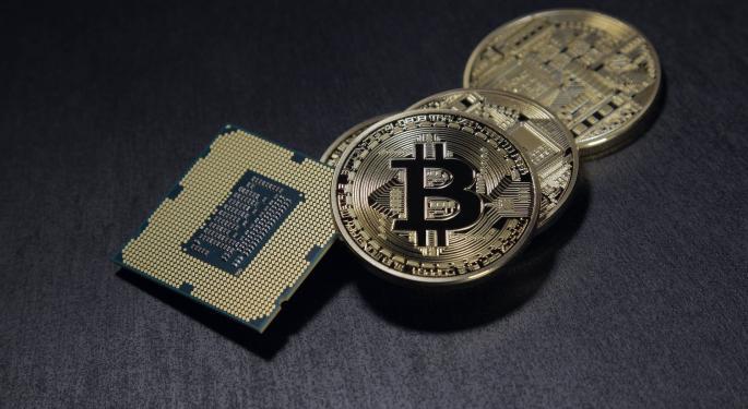 Here Comes A Blockchain ETF