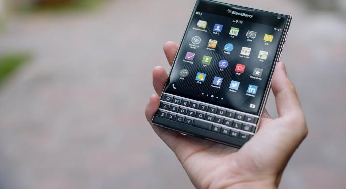 Say Goodbye To BlackBerry Classic