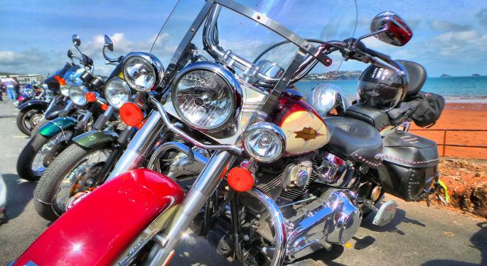 Citi Expects Harley-Davidson's Q4 To Impress In View Of July Financing Promotions