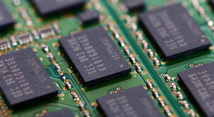 Semiconductor Stocks Are Under Heavy Selling Pressure
