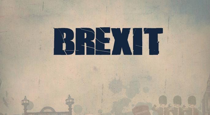 Brexit Still Hangs Over U.K. ETFs