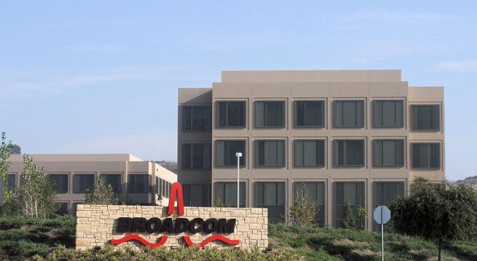 Another Strong Quarter From Broadcom