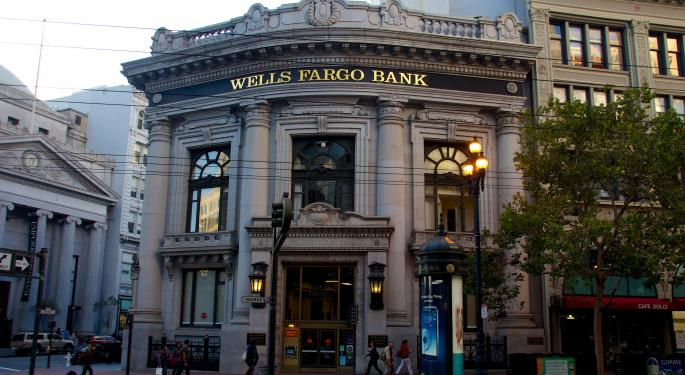 Wells Fargo New Accounts Dip Downward In February
