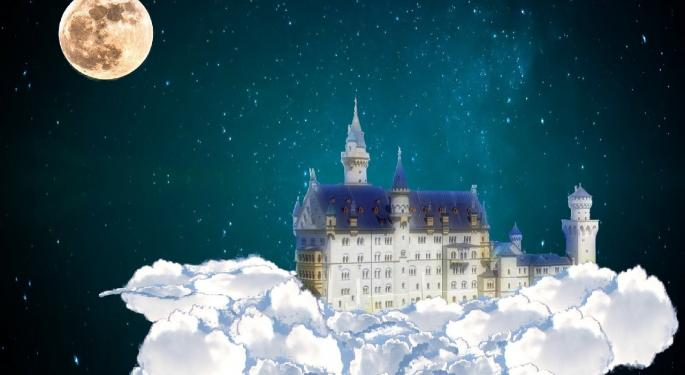 Castles In The SKYY: What's Up With The Cloud Computing ETF?