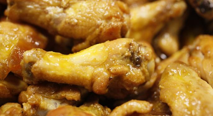 Buffalo Wild Wings' Mild Results Keep Morgan Stanley On The Sidelines