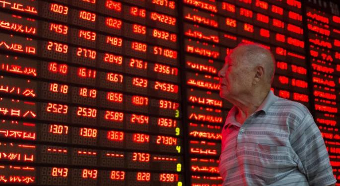 China's Stock Market Is Crashing Again: Here Are The Real Problems At Play