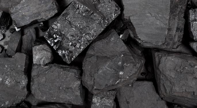 Coal ETF Punished as Walter Energy Sags