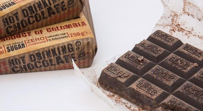 People Are Getting High Snorting Chocolate; Time For Chocolate Stocks?