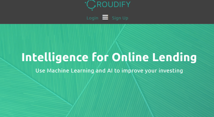 Croudify: Utilizing Machine Learning And AI To Maximize Gains On P2P Lending Platforms