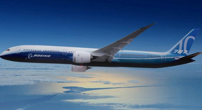 Boeing's CEO Strikes Optimistic Tone At Analyst Conference