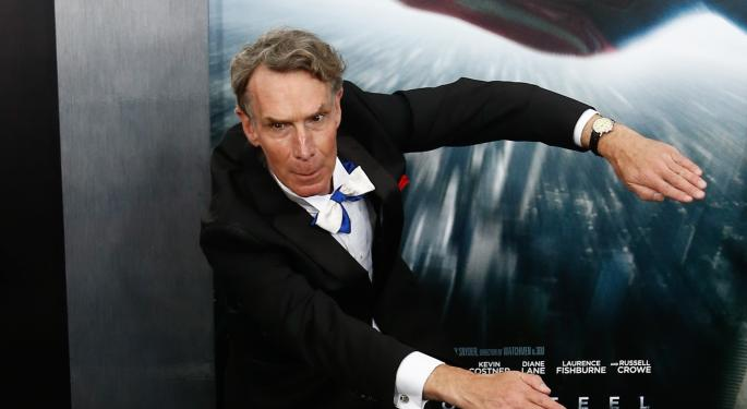 Bill Nye Highlights Polar Vortex Freezing Dangers
