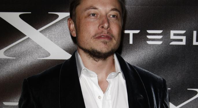 Elon Musk: $35,000 Tesla Coming In Three Years