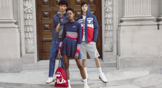 How Changing Trends Resurrected FILA As A Fashion Brand