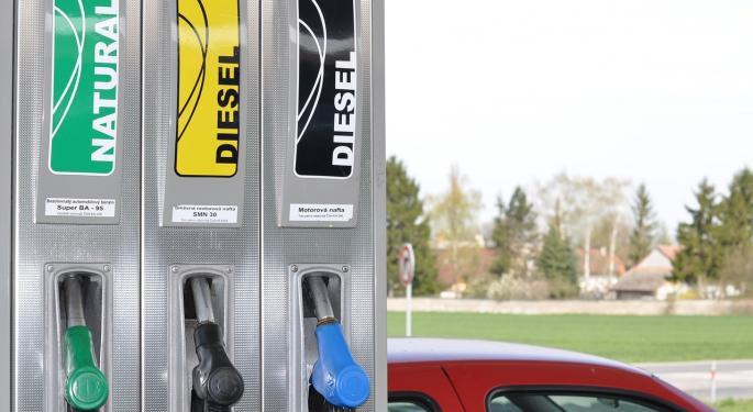 Happy 'Tanksgiving'! Lowest Gas Prices Since 2009 To Come This Week