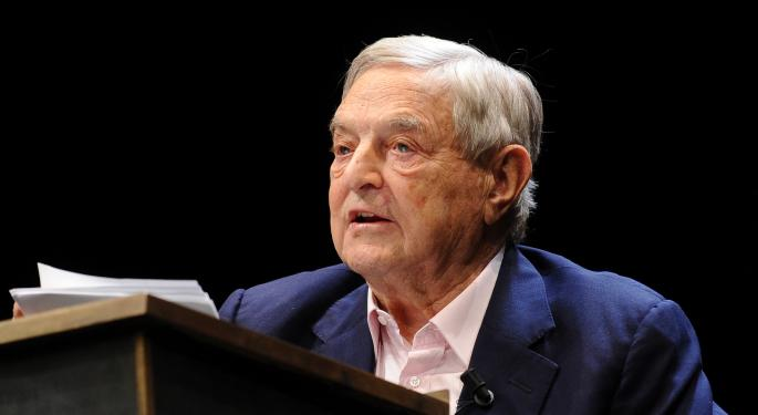 Soros Fund Management Sells American Express & Netflix, Buys FireEye In Q4