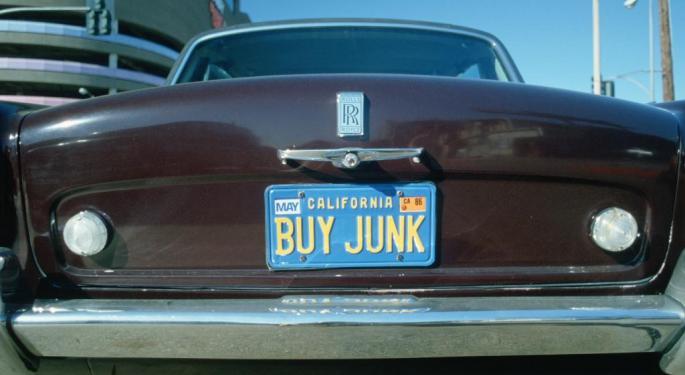 More Troubling Energy News For Junk Bond ETFs