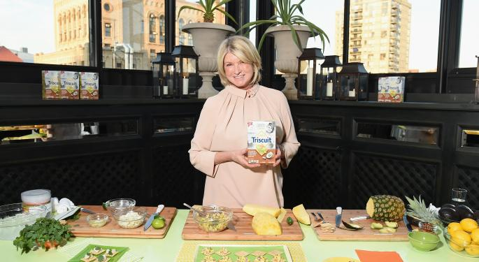 Still A Good Thing? Sequential Brands, Martha Stewart Living Deal Goes Through For $6.15/Share