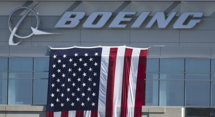 Bernstein's Doug Harned Thinks Boeing Stock Is 'Unusually Attractive'