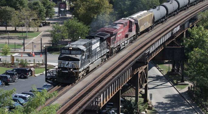 Canadian Pacific Railway Reportedly Ends Proxy Fight For Norfolk Southern