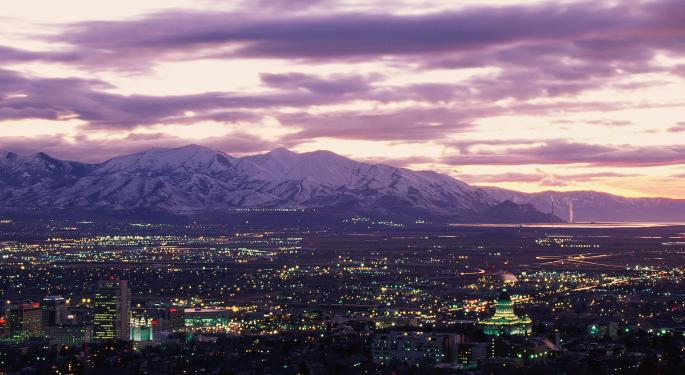 The Salt Lake City-Based Bank Goldman Sachs Is Buying Stock In