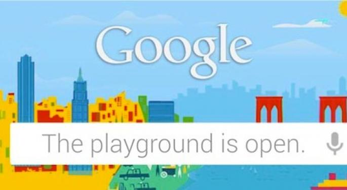Google Cancels Monday Android Event in NYC Due to Sandy