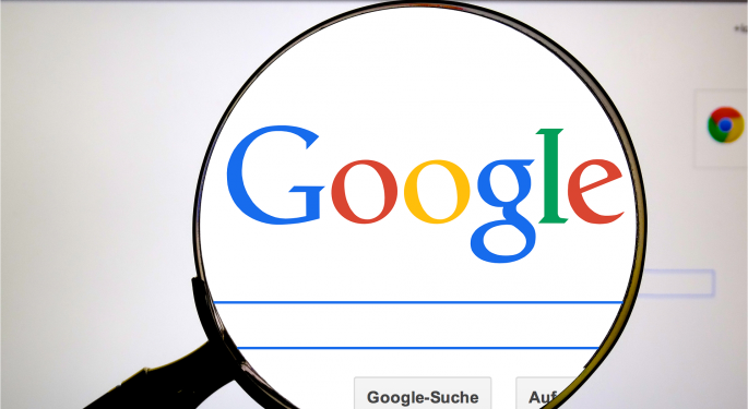 Axiom Sees 40% Upside In Alphabet As Google Continues To Dominate