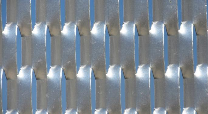 Credit Suisse Upgrades Steel Stocks On Increasing U.S. Steel Price