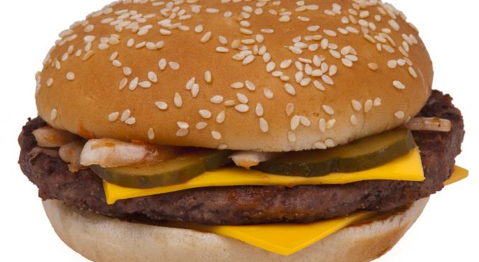 Fast Food For Thought: McDonald's Reign As Burger King Remains Unchallenged