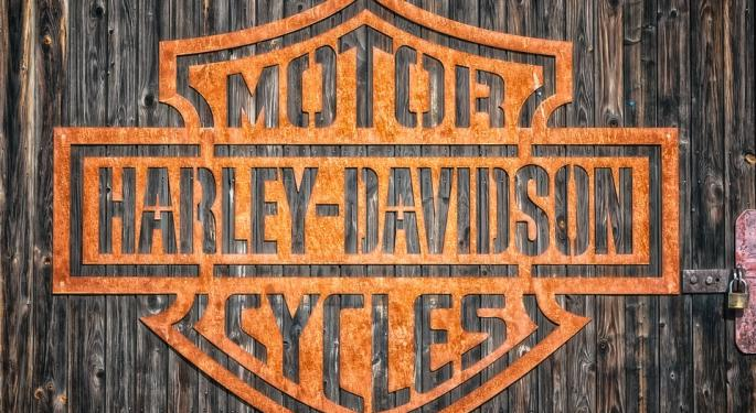 Harley Rolls Out Ho-Hum New Lineup; Death Of The V-Rod