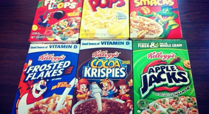 Kellogg 3Q Earnings Report Includes News of Restructuring, Job Cuts