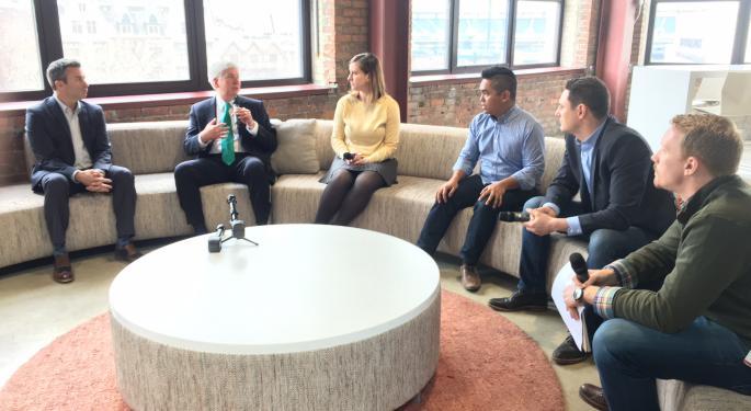 Michigan Gov. Rick Snyder, Autobooks CEO Talk Detroit Startup Culture