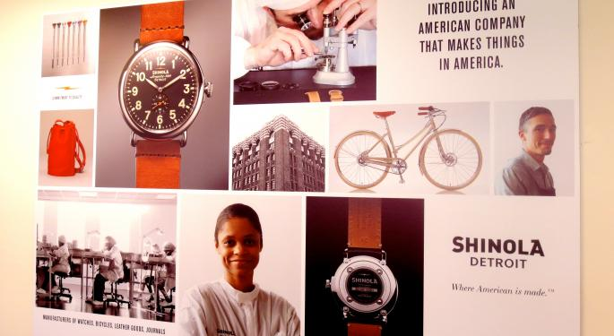 EXCLUSIVE: Shinola CEO Heath Carr Talks Watches And The Accessory Industry