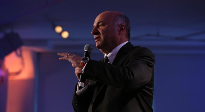 Pitch Your Idea To Kevin O'Leary