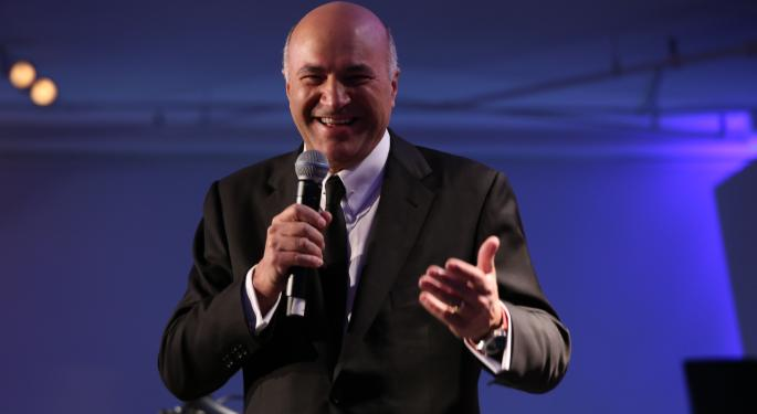 Mr. Wonderful Heads To San Francisco For The Benzinga Fintech Summit