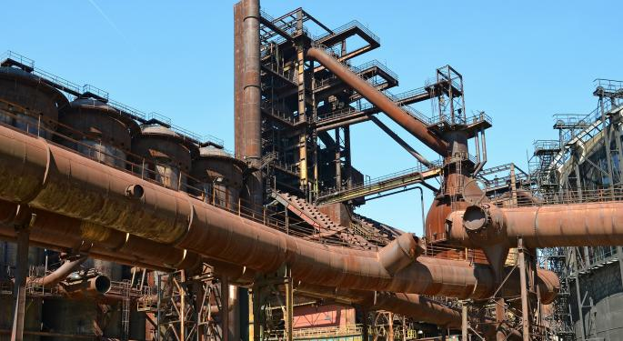 US Steel Shares Drop After Gordon Johnson Issues Sell Rating