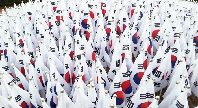 An Adventurous Way To Play South Korea With ETFs