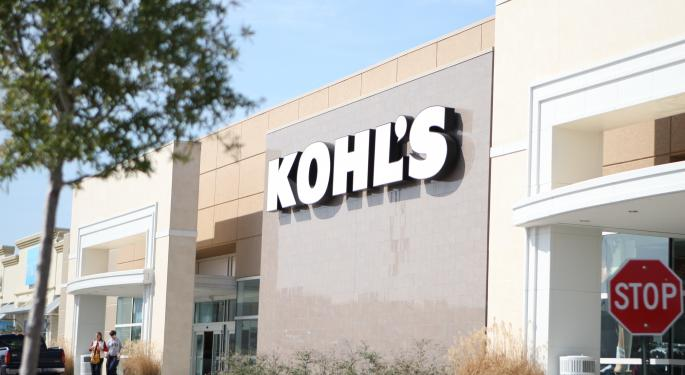 Industry Expert Says Kohl's Will Struggle To Attain Growth