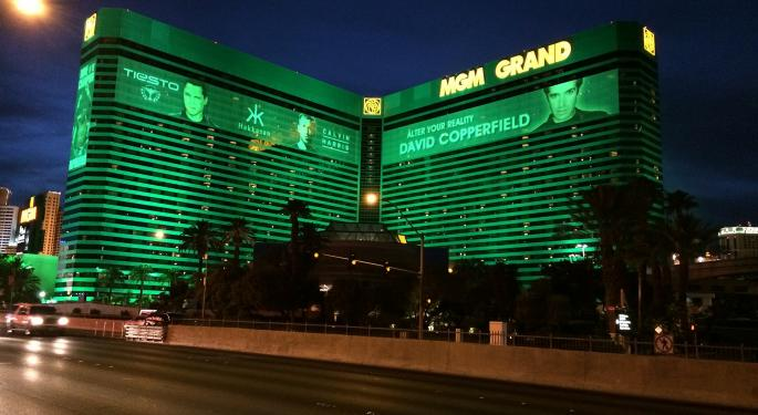 Deutsche Bank Doesn't Like MGM's Odds