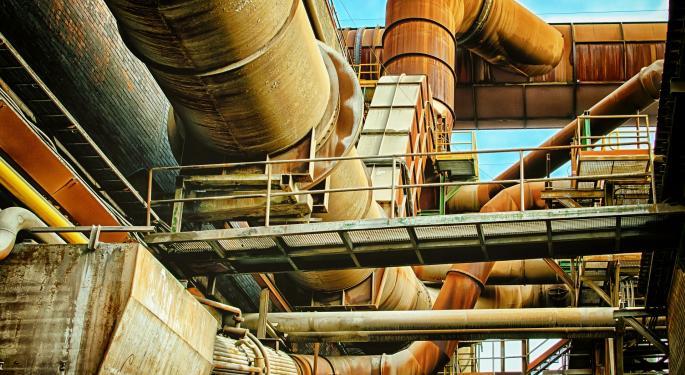 Bank of America Downgrades AK Steel Two Notches On Weak Guidance, Few Catalysts